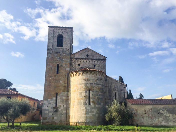 Pieve Santa Giulia Caprona Vicopisano